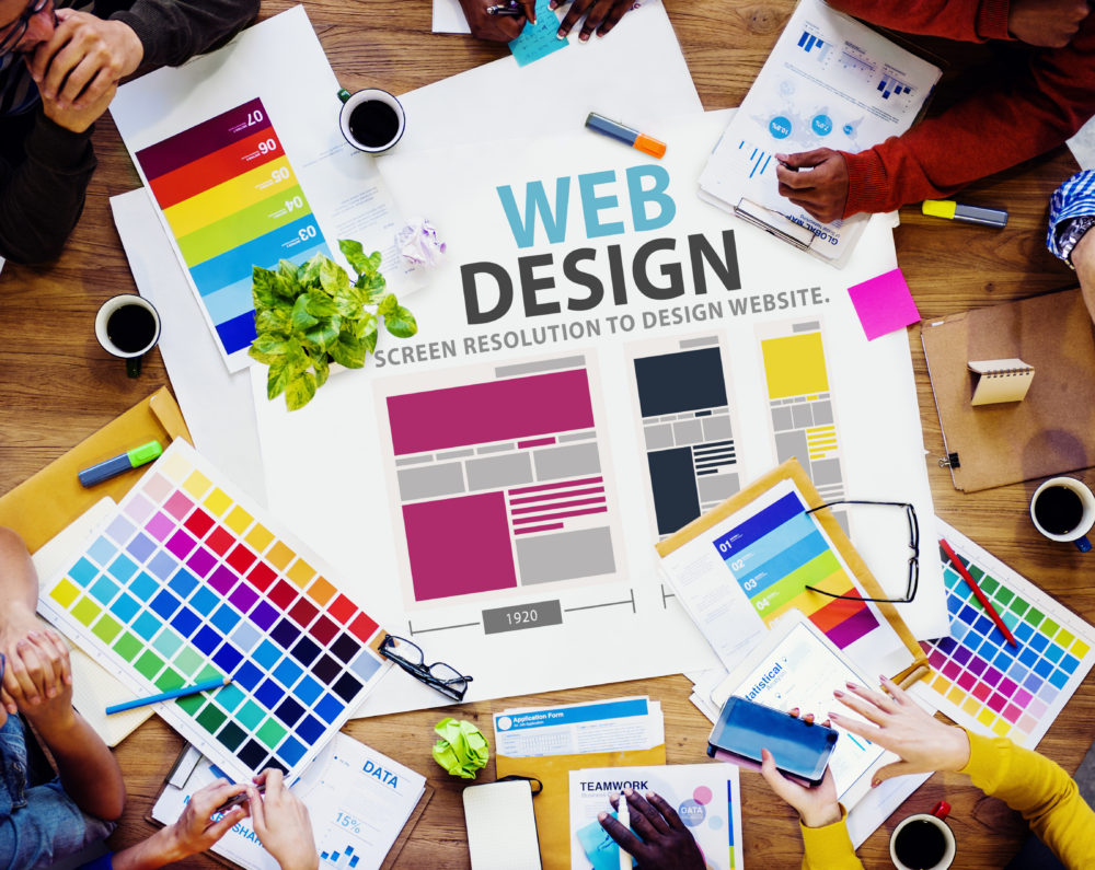 Excellent Quality Web Design Creates Positive User Experience
